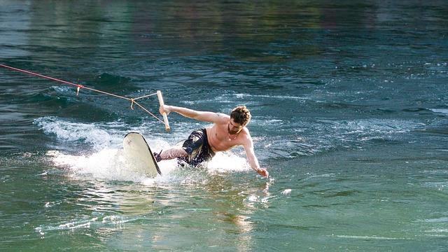 UK wakeboarding